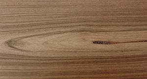Tarima de madera maciza de interior nogal