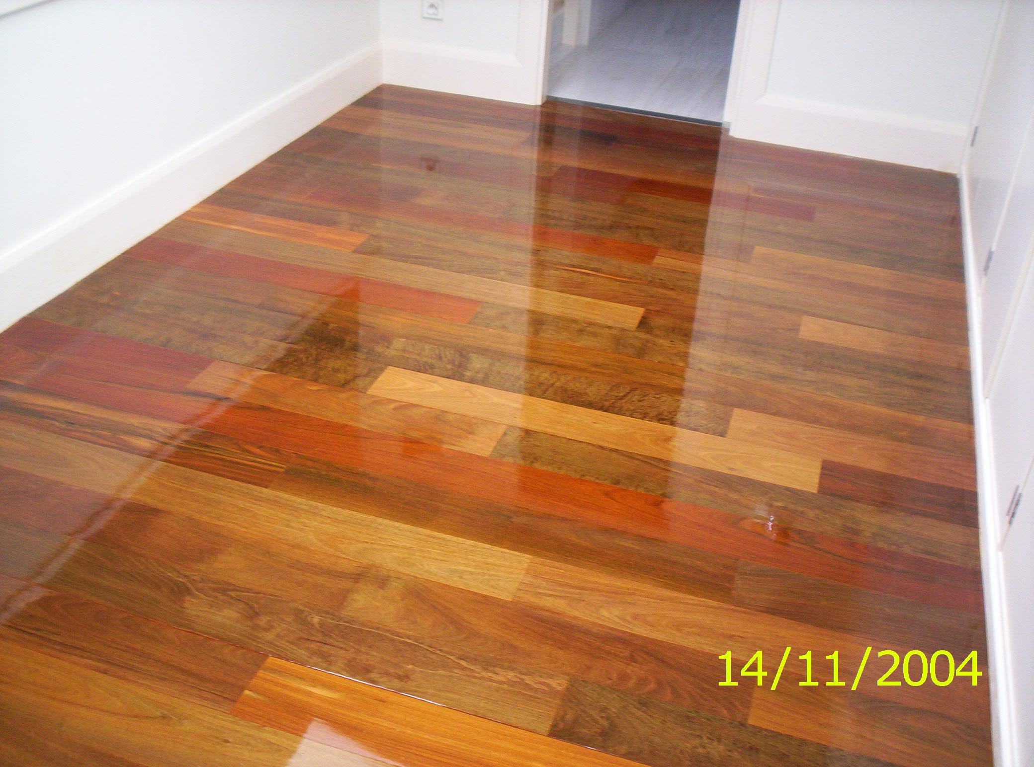 Tarima de ipe interior barnizado brillo topmadera - Tarima madera interior ...