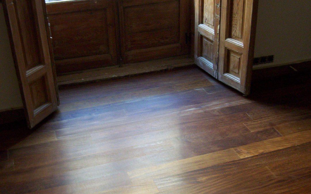 Especies de madera - Tarima madera interior ...
